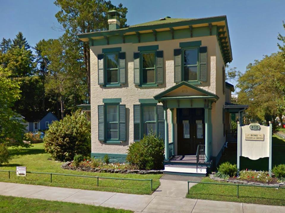 Glesmann House